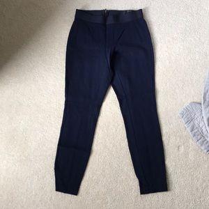 J.Crew Pixie Pants Navy size 0S (short!)